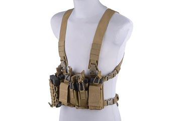 Picture of GFC FAST CHEST RIG TAN